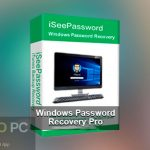 iSeePassword Windows Password Recovery Pro Free Download