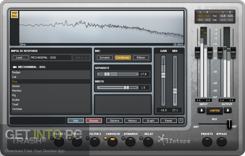 iZotope Trash 2 VST Direct Link Download-GetintoPC.com