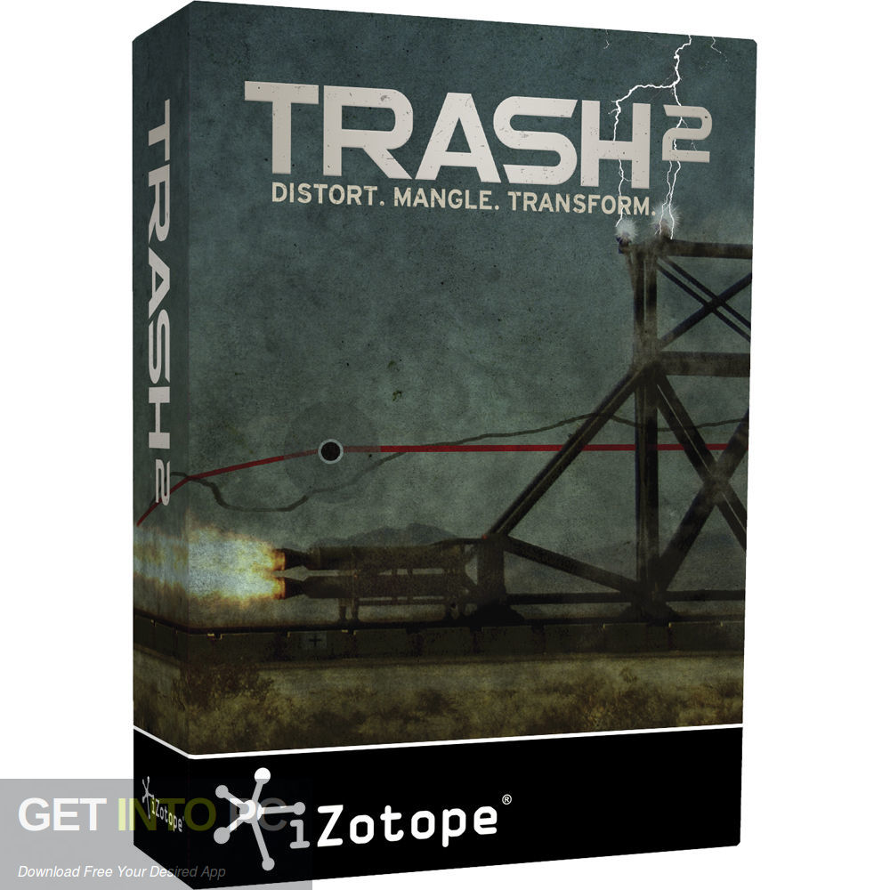 iZotope Trash 2 VST Free Download-GetintoPC.com