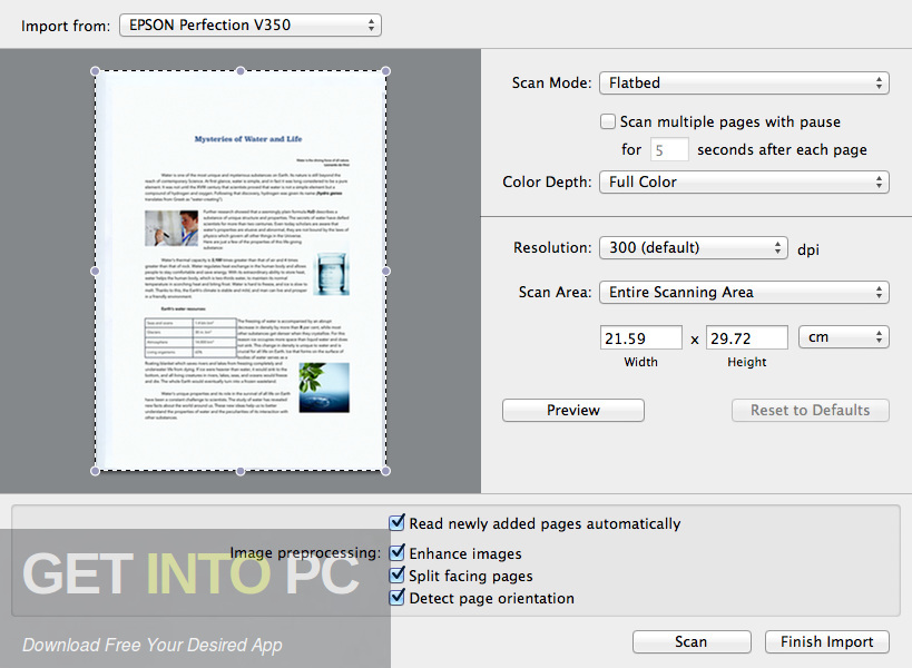 ABBYY FineReader 12.1.11 for Mac Latest Version Download-GetintoPC.com