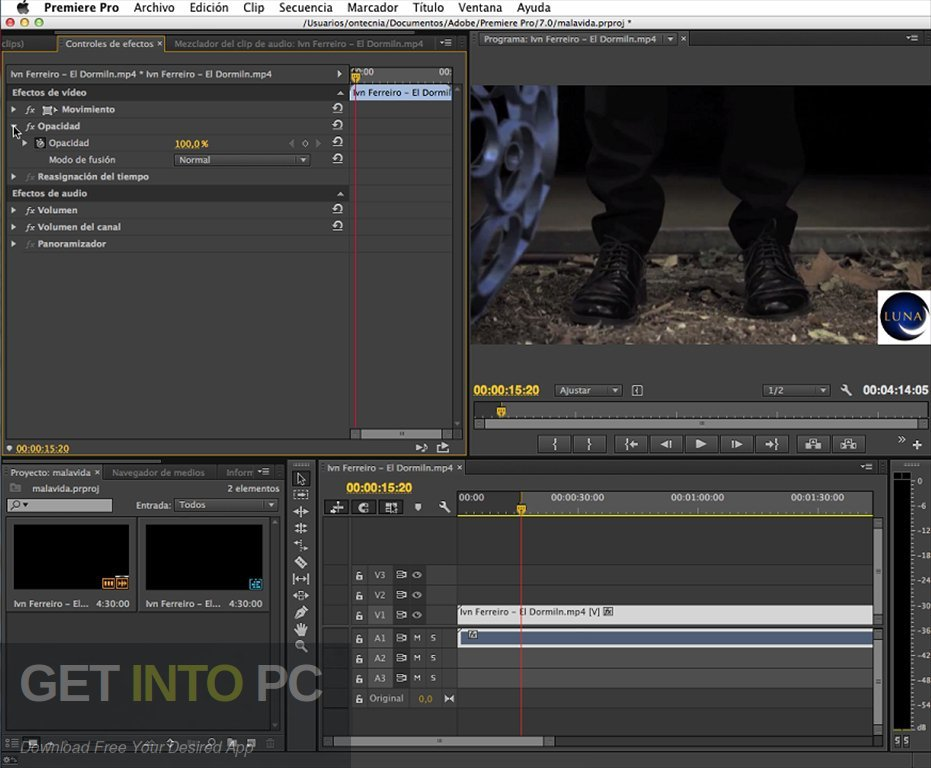 Adobe Premiere Pro CC 2019 for Mac Direct Link Download-GetintoPC.com