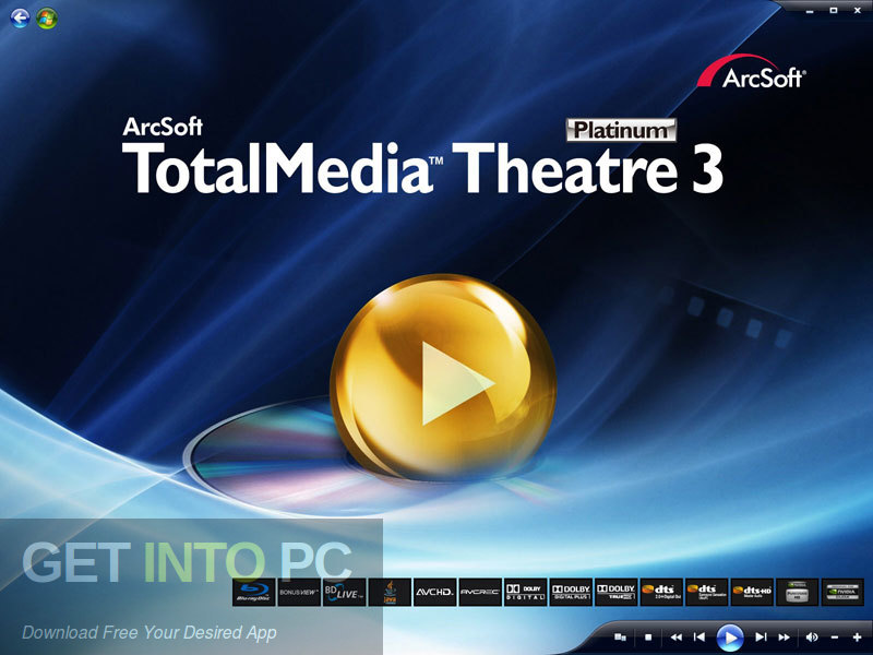 Arcsoft TotalMedia Theatre Free Download-GetintoPC.com