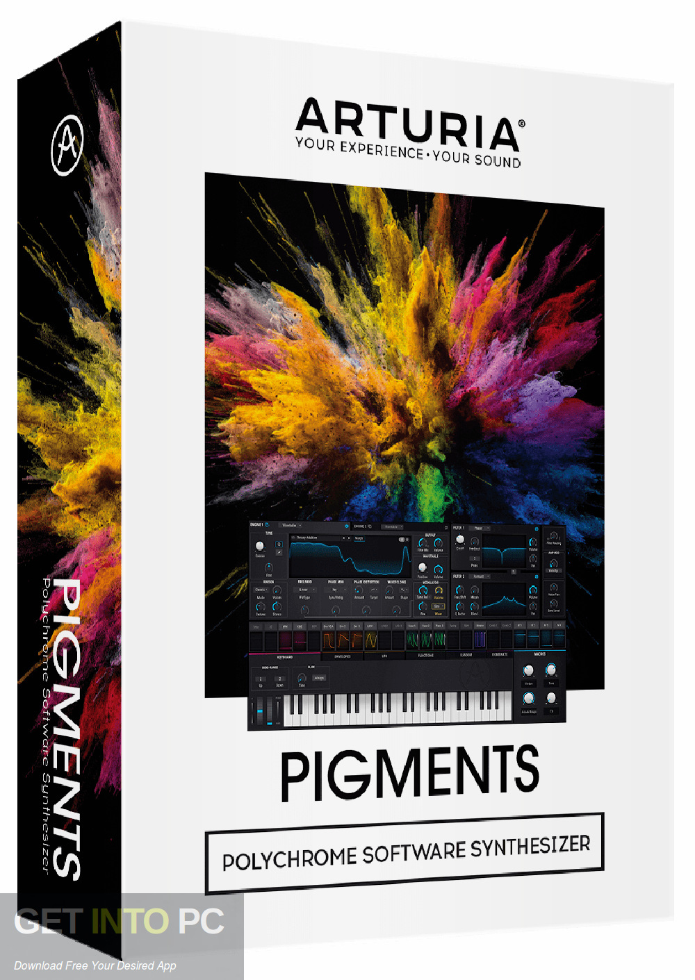 Arturia - Pigments VST Free Download-GetintoPC.com
