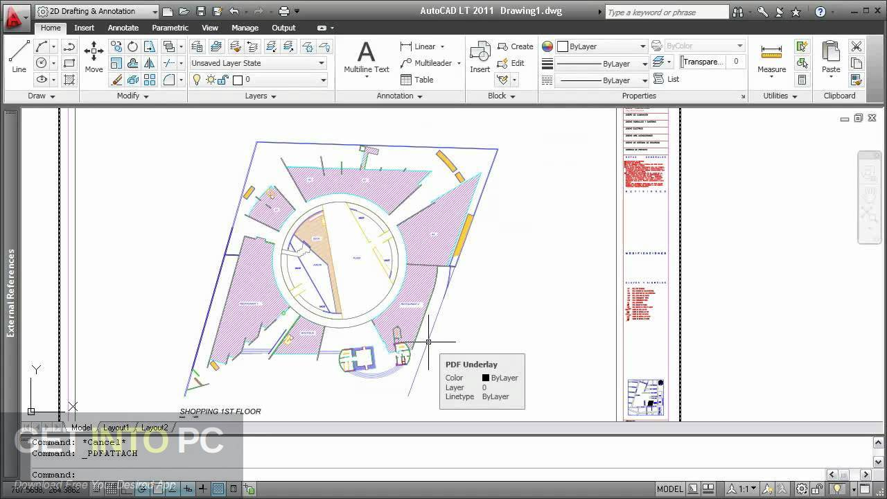 AutoCAD LT 2011 Latest Version Download-GetintoPC.com