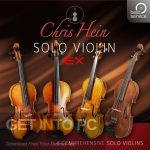 Chris Hein Solo Violin KONTAKT Library Download
