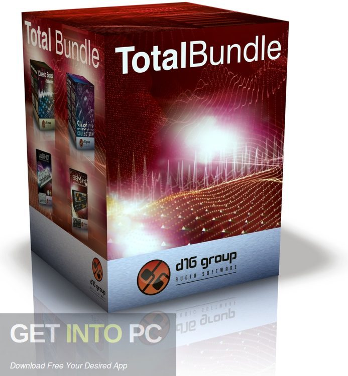 D16 All Plugins Total Bundle VST Free Download-GetintoPC.com