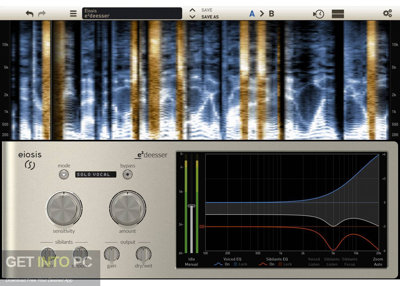 Eiosis E2Deesser VST Latest Version Download-GetintoPC.com