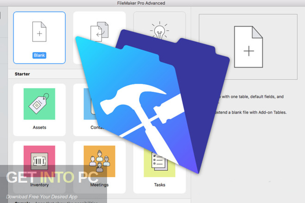FileMaker Pro 2019 Free Download-GetintoPC.com