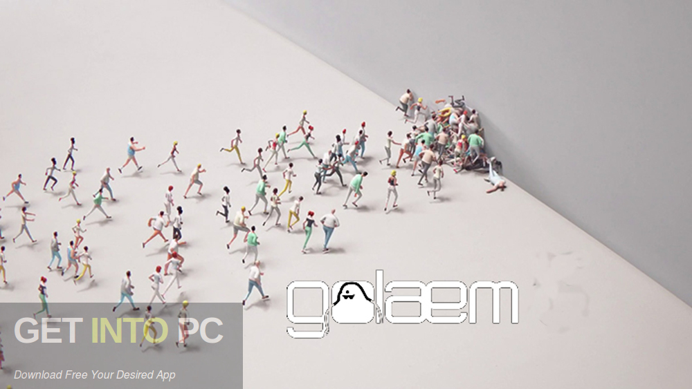 Golaem Crowd for Maya 2017-2020 Free Download