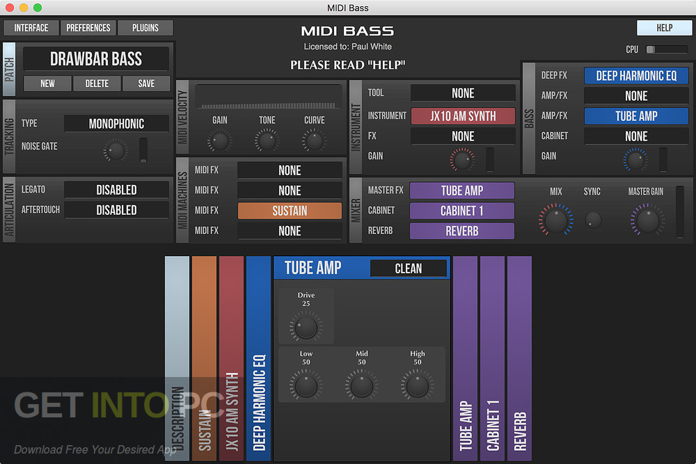 Jam Origin MIDI Guitar 2 VST Direct Link Download-GetintoPC.com
