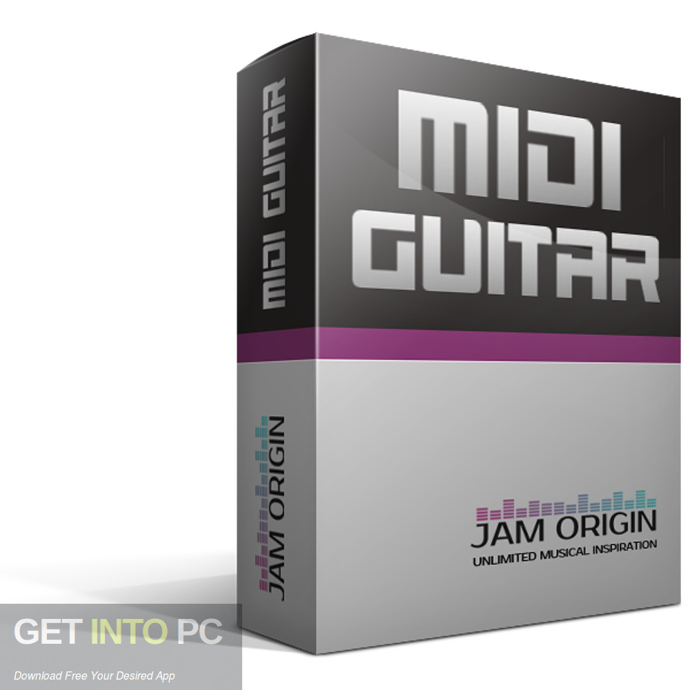 Jam Origin MIDI Guitar 2 VST Free Download-GetintoPC.com