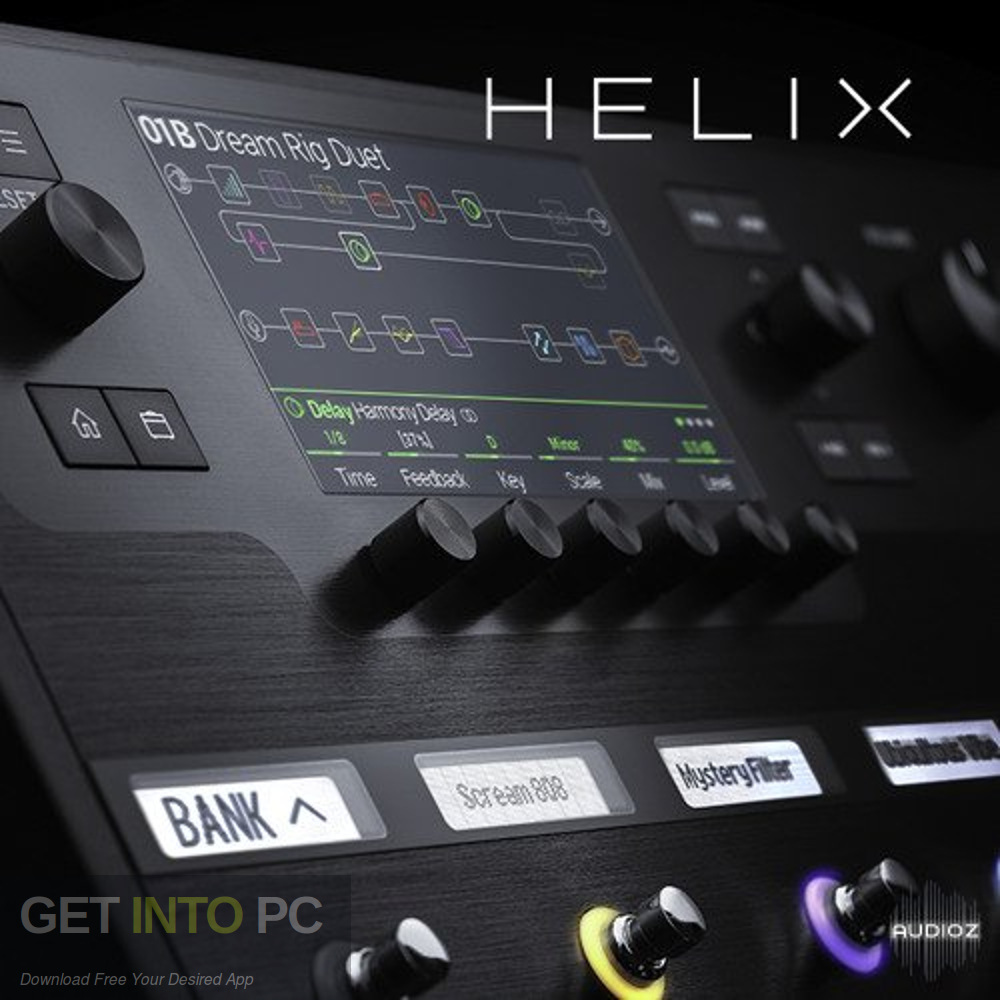 Line6 Helix Native VST Free Download-GetintoPC.com
