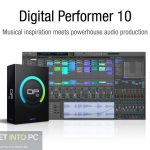 MOTU Digital Performer v10 Free Download