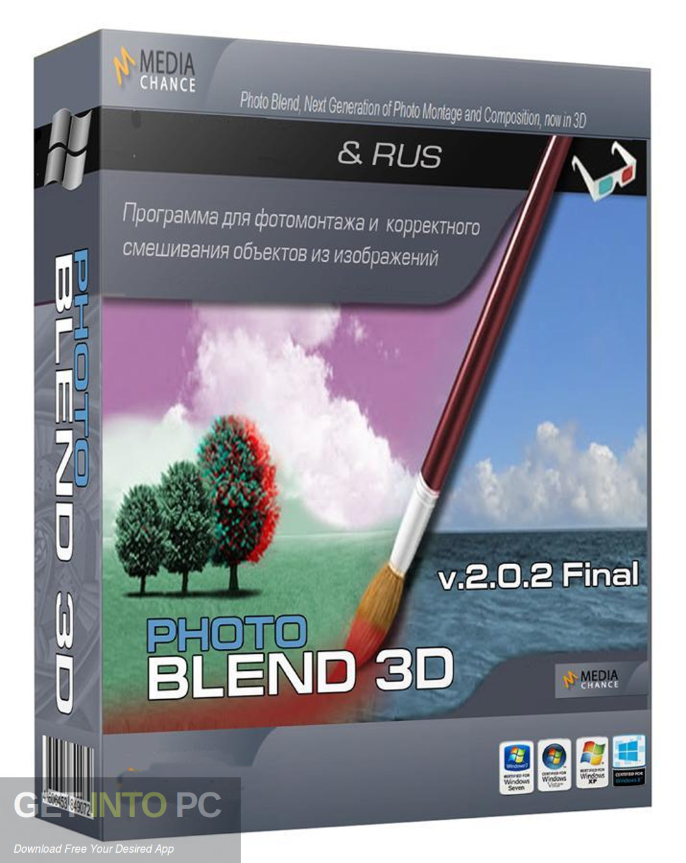 Mediachance Photo BLEND 3D Free Download-GetintoPC.com