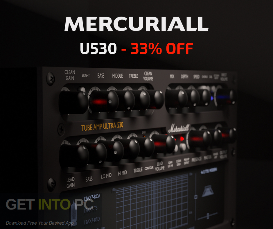 Mercuriall - Bundle VST Free Download-GetintoPC.com