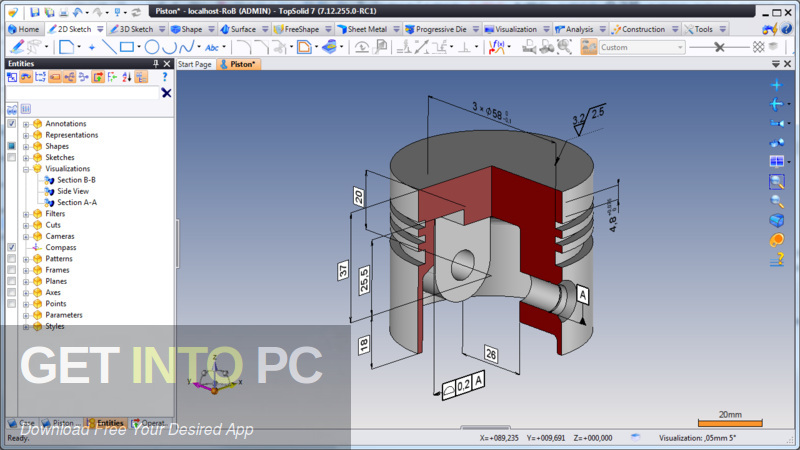 Missler Software TopSolid 2018 Latest Version Download-GetintoPC.com