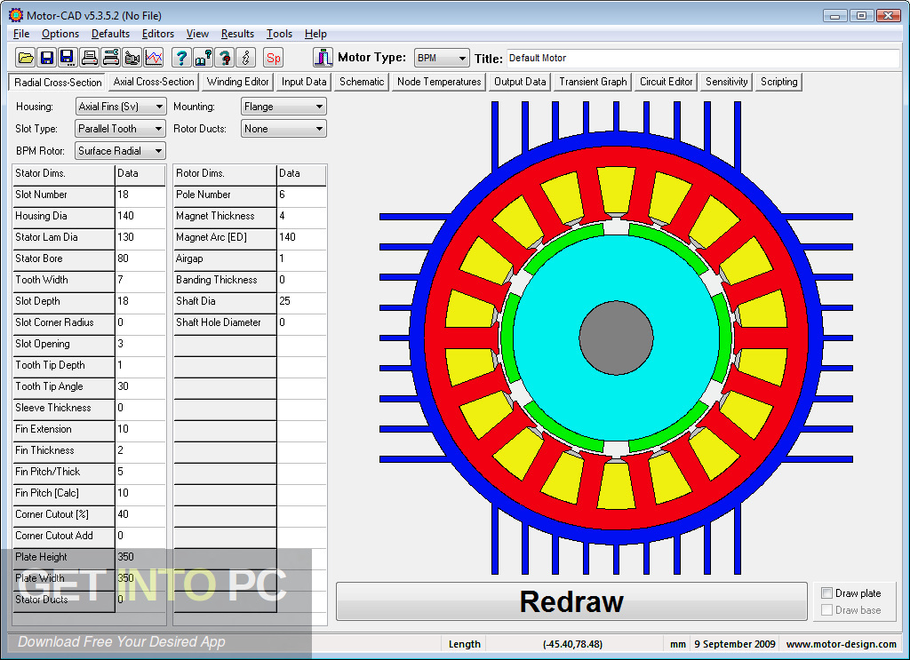 Motor-CAD Direct Link Download-GetintoPC.com