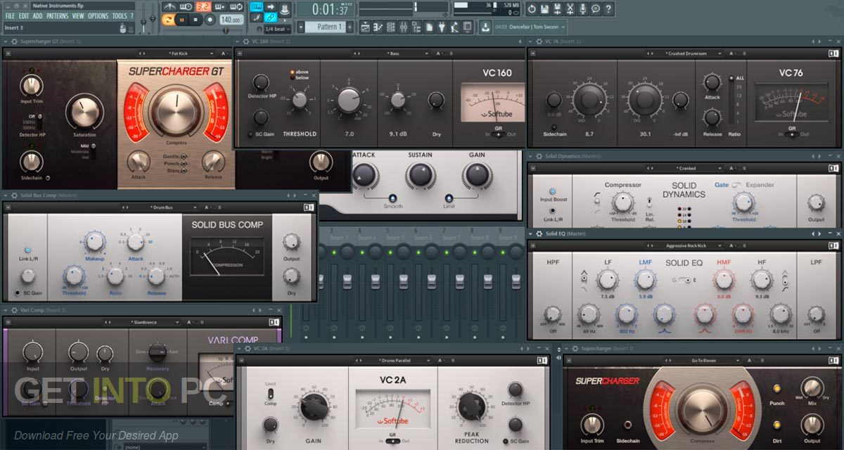 Native Instruments FX VST Pack Direct Link Download-GetintoPC.com