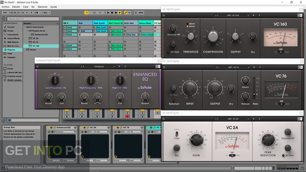 Native Instruments FX VST Pack Latest Version Download-GetintoPC.com