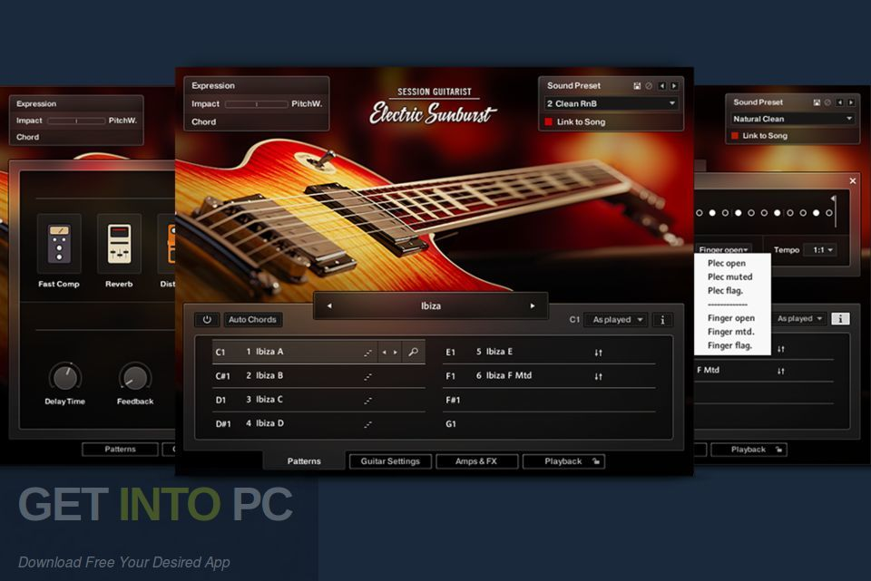 Native Instruments Session Guitarist Latest Version Download-GetintoPC.com