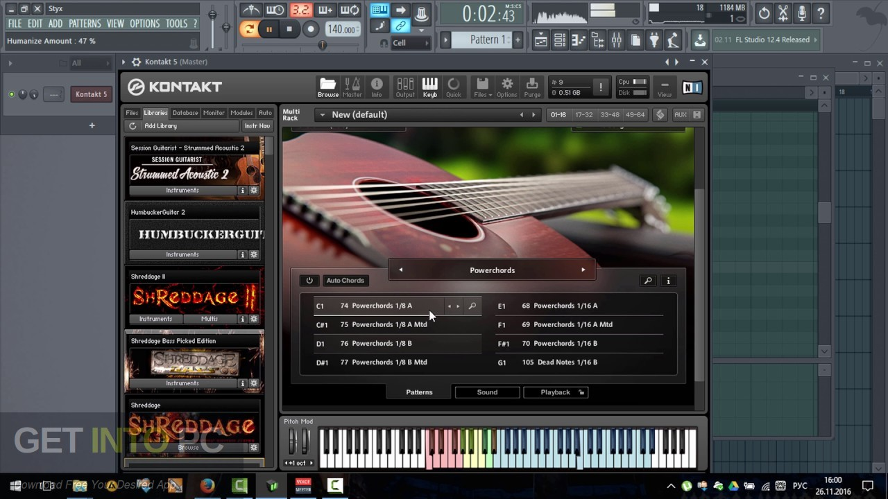 Native Instruments Session Guitarist Offfline Installer Download-GetintoPC.com