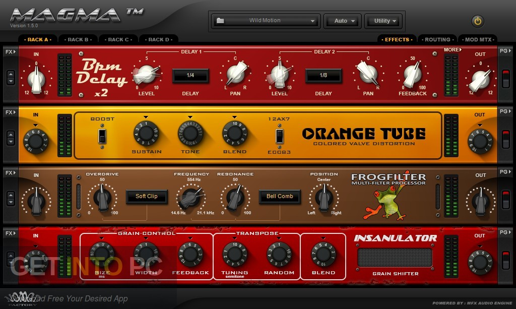 Nomad Factory MAGMA VST Direct Link Download-GetintoPC.com