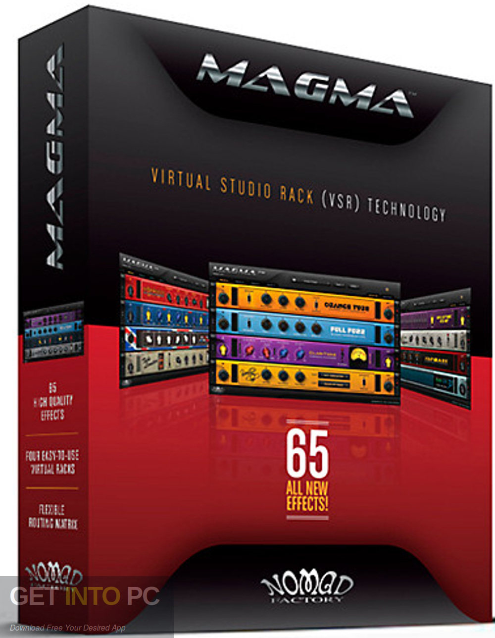 Nomad Factory MAGMA VST Free Download-GetintoPC.com