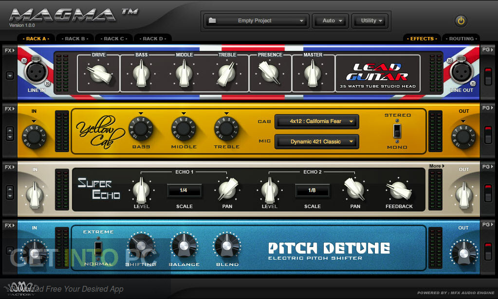 Nomad Factory MAGMA VST Offline Installer Download-GetintoPC.com