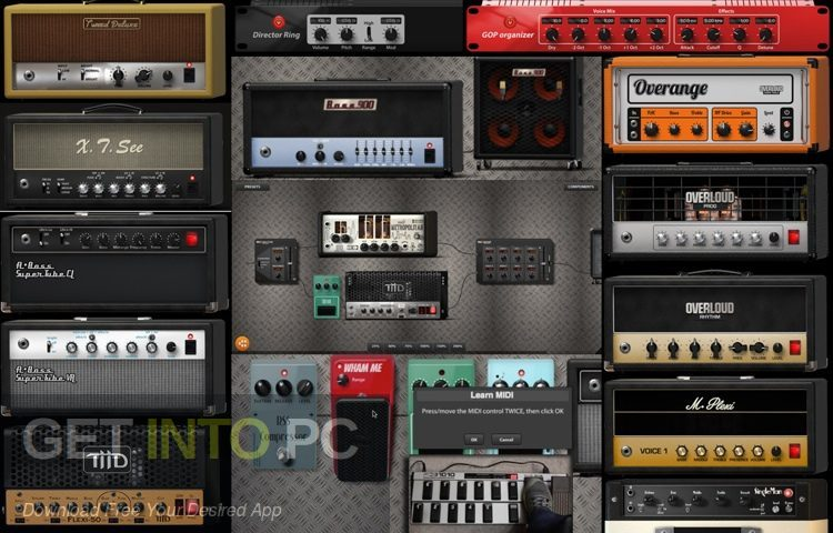 Overloud TH3 VST Latest Version Download-GetintoPC.com