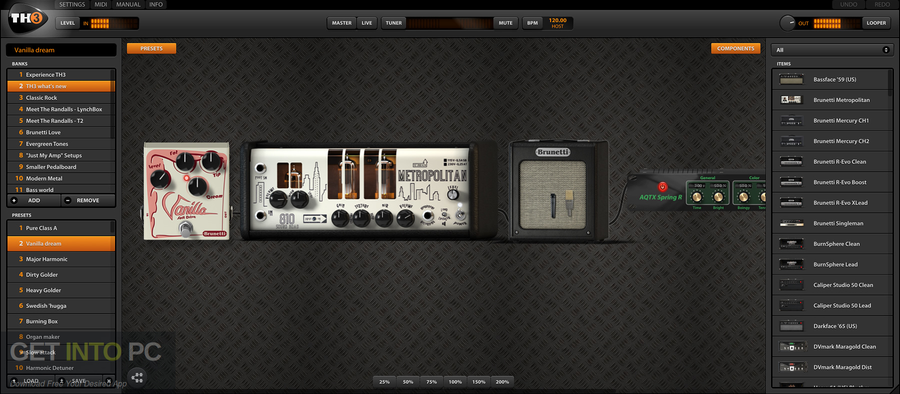 Overloud TH3 VST Offline Installer Download-GetintoPC.com