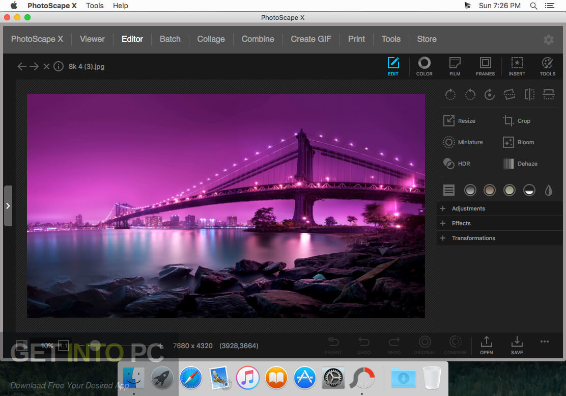 PhotoScape X Pro 2019 Direct Link Download-GetintoPC.com