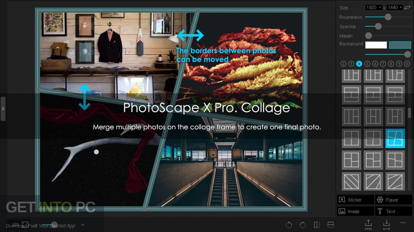 PhotoScape X Pro 2019 Latest Version Download-GetintoPC.com