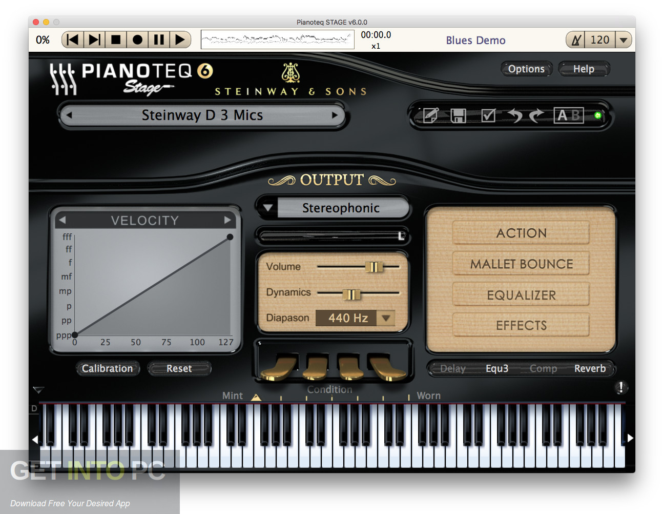 Pianoteq STAGE 6 VST Latest Version Download-GetintoPC.com