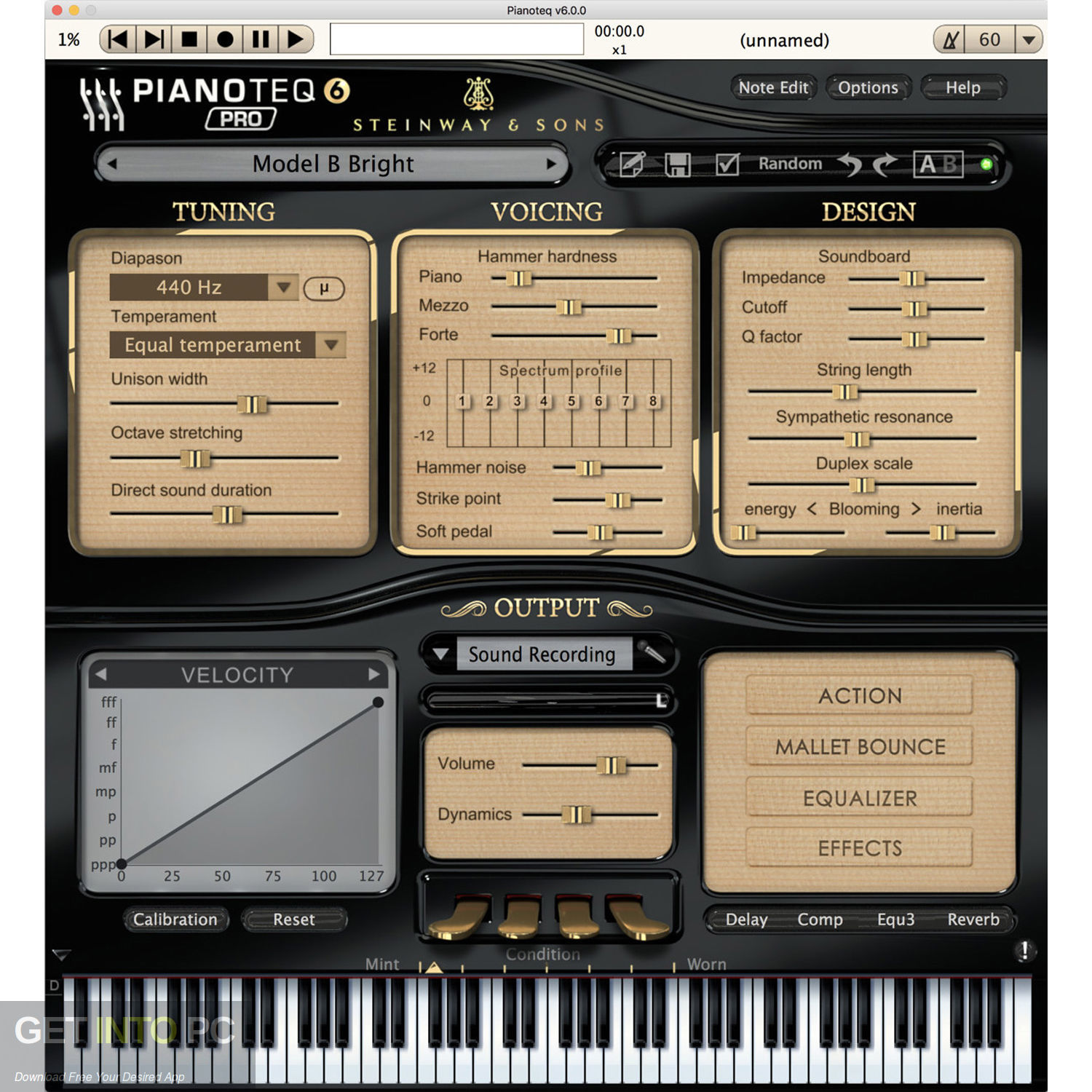 Pianoteq STAGE 6 VST Offline Installer Download-GetintoPC.com
