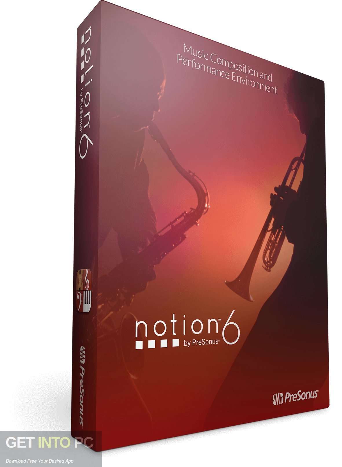 Presonus Notion 6 Free Download-GetintoPC.com