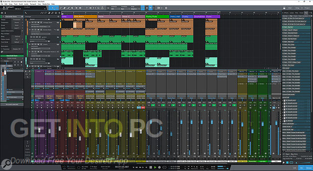 Presonus Studio One Professional 4 Direct Link Download-GetintoPC.com
