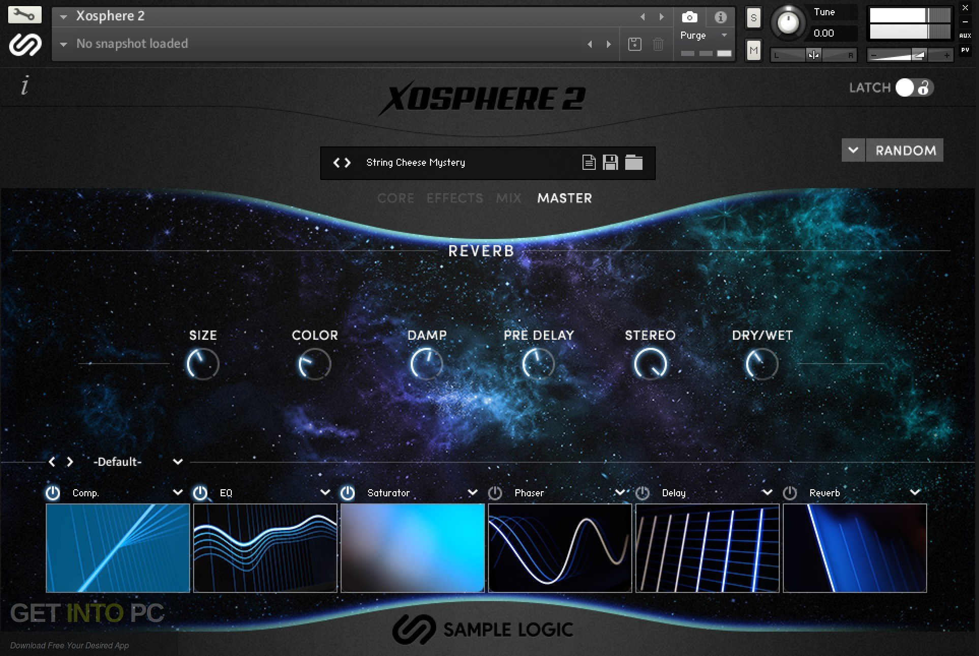 Sample Logic - Xosphere 2 Kontakt Library Download