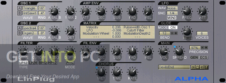 Softplug Adventus VST Direct Link Download-GetintoPC.com