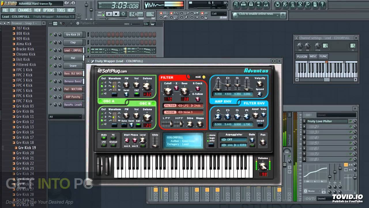 Softplug Adventus VST Offline Installer Download-GetintoPC.com