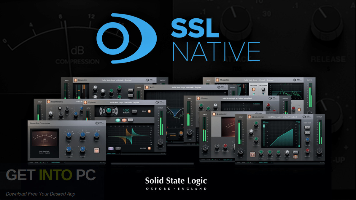 Solid State Logic Duende Native VST Free Download-GetintoPC.com