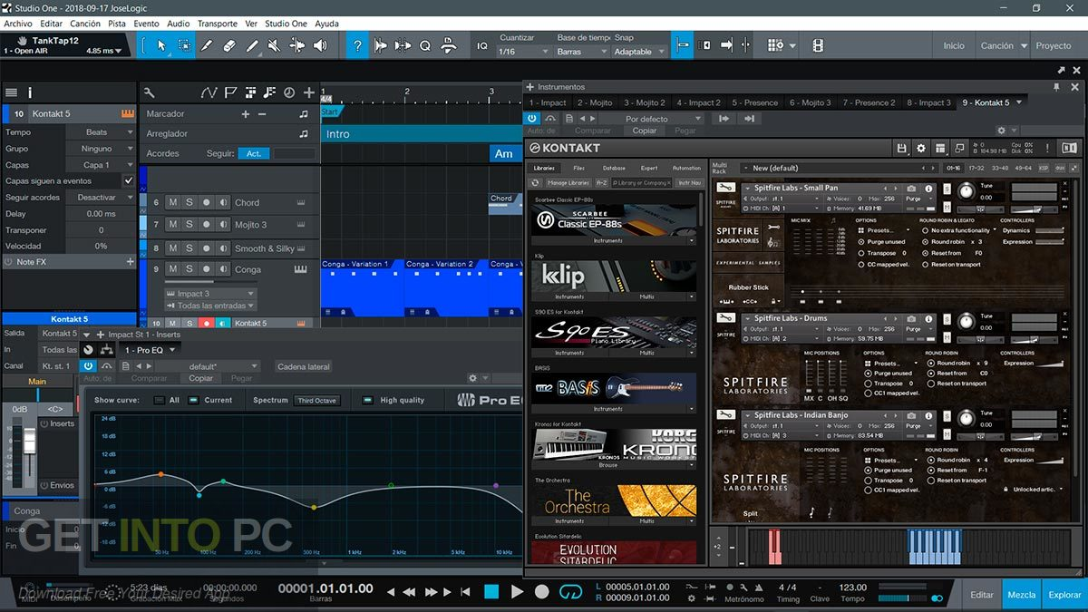 Spitfire Audio Labs KONTAKT Libraries Offline Installer Download-GetintoPC.com