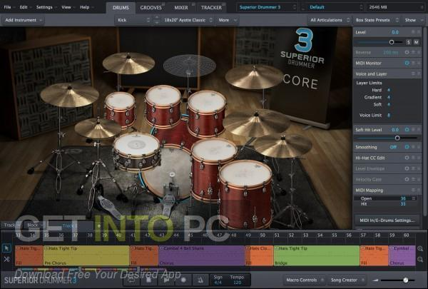Superior Drummer 3 Direct Link Download-GetintoPC.com