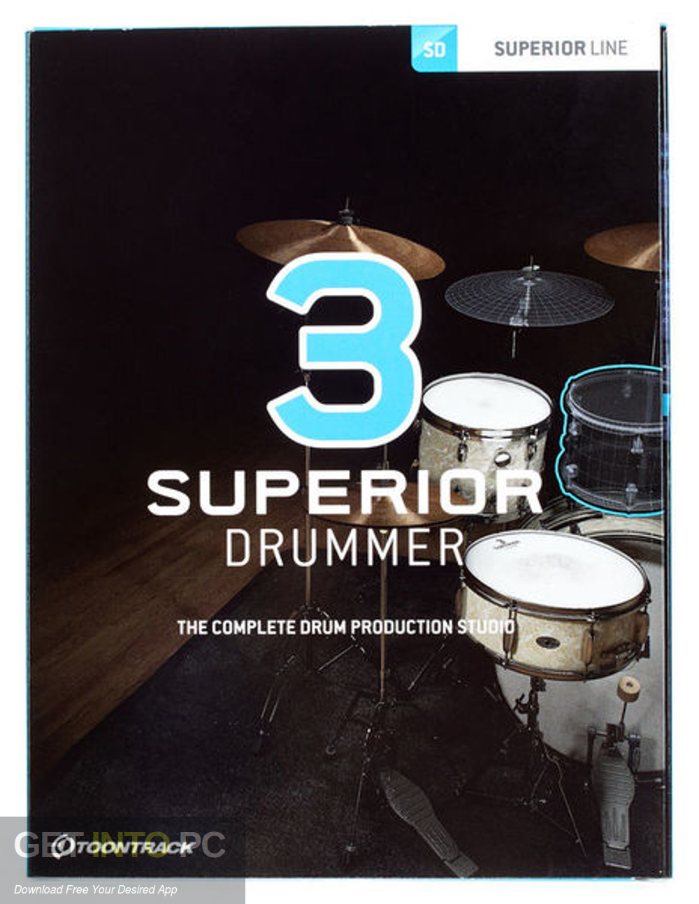 Superior Drummer 3 Free Download-GetintoPC.com