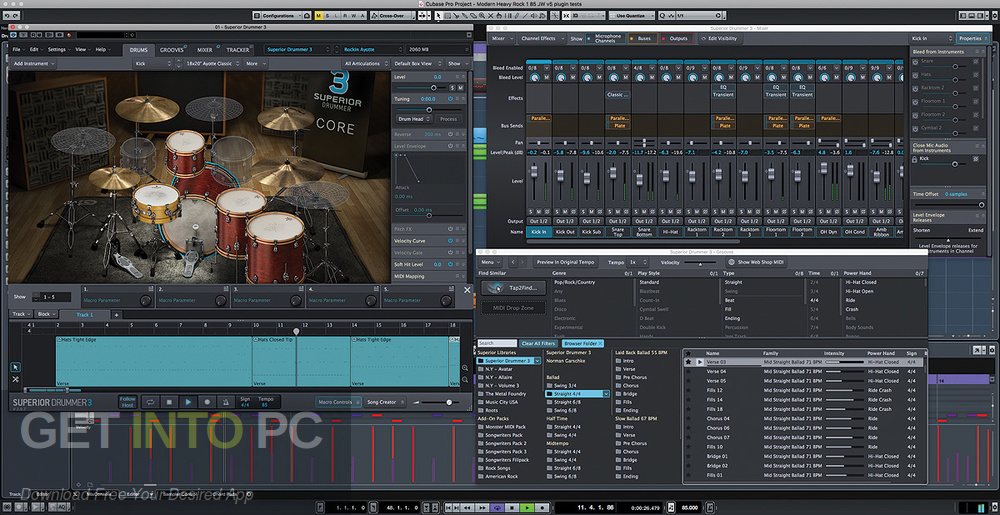 Superior Drummer 3 Latest Version Download-GetintoPC.com