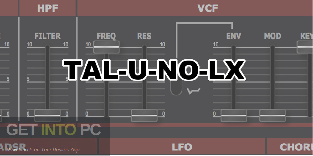 TAL-U-NO-LX VST Free Download-GetintoPC.com