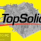 TopSolid 2019 + Textures Library Free Download-GetintoPC.com