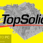 TopSolid 2019 + Textures Library Free Download