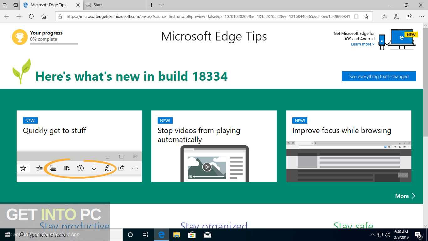 Windows 10 AIO 19H1 32 64 Bit Feb 2019 Screenshot 11-GetintoPC.com