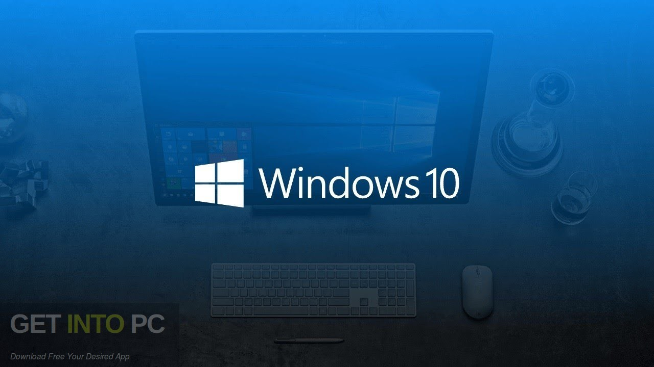 Windows 10 AIO RS5 Feb 2019 Free Download-GetintoPC.com