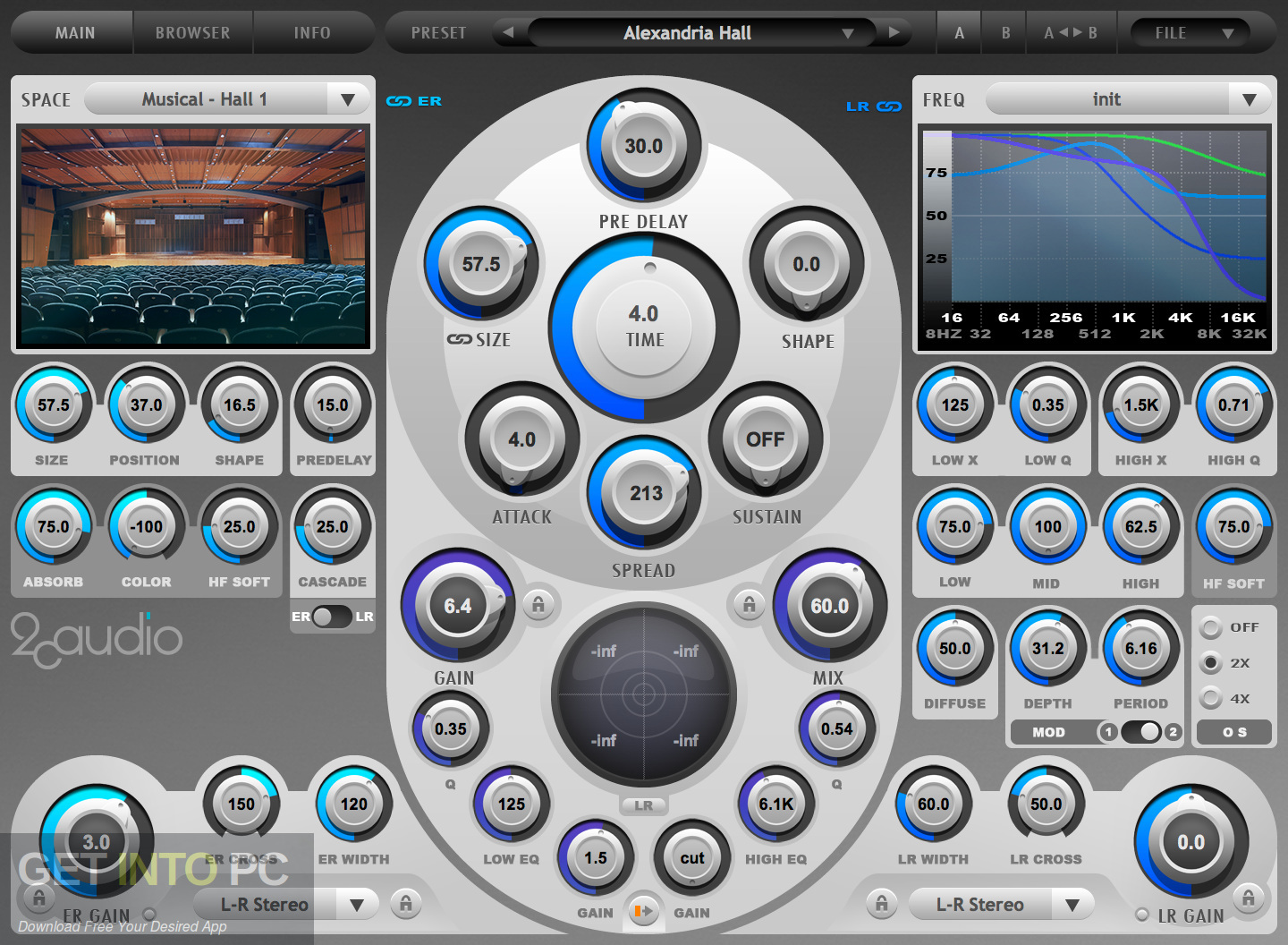 2C Audio Aether VST Latest Version Download-GetintoPC.com